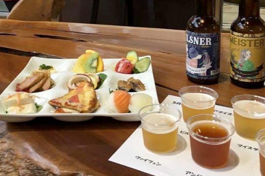 5月21日(日)「ビアマイスター山口さんと楽しむ丹後クラフトビール」<br>各回先着6名様・要予約