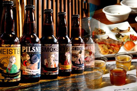 3月17日開催 「丹後クラフトビールと丹後食材を五感で楽しむ会」